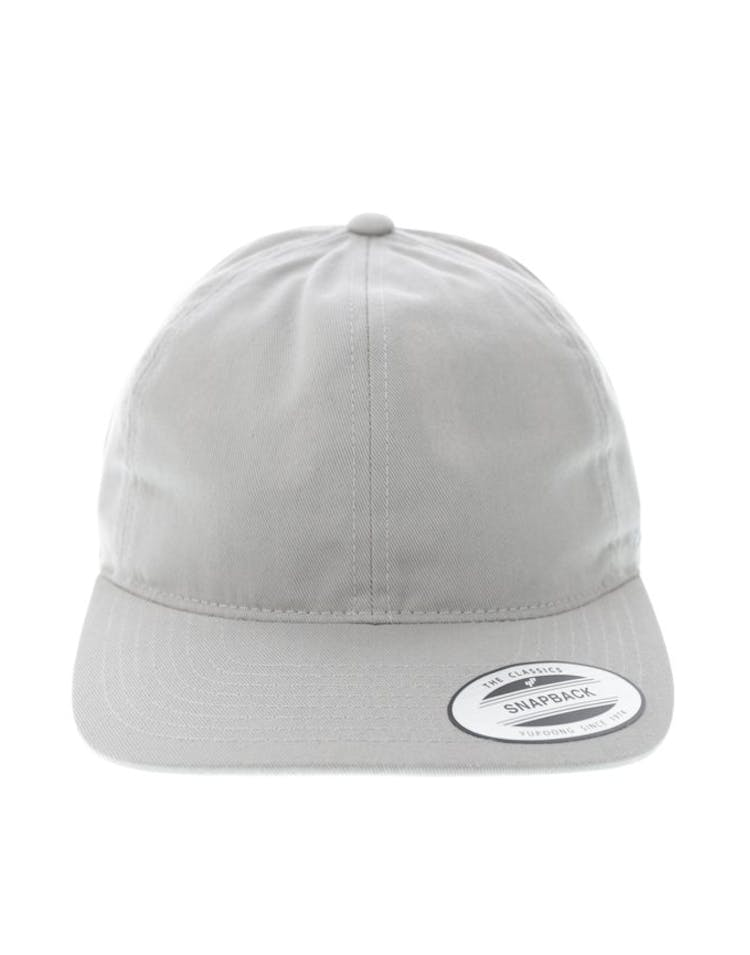 e885bd70 Flexfit SV Dad Hat Snap Back Grey – Culture Kings