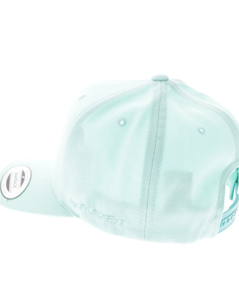 Flexfit Onfield Wool Blend Snapback Mint