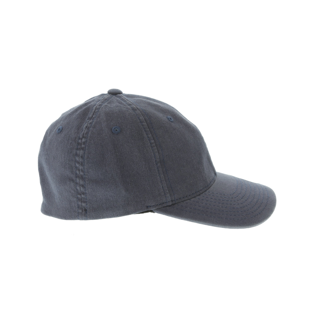 7e5bfcf1ddf5a ... wholesale flexfit garment washed lo pro fitted hat navy 314e4 beaff