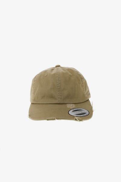 Flexfit Destructo Strapback Khaki