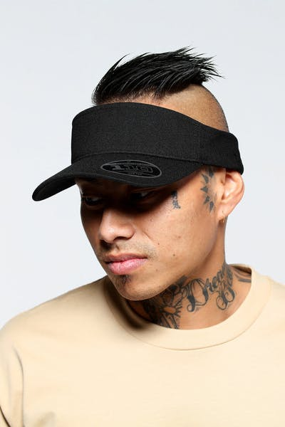Flexfit 110 Visor Black