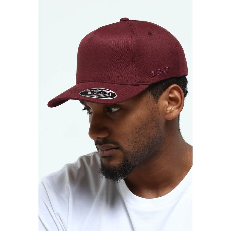 Flexfit 110 Mirage Cap Maroon