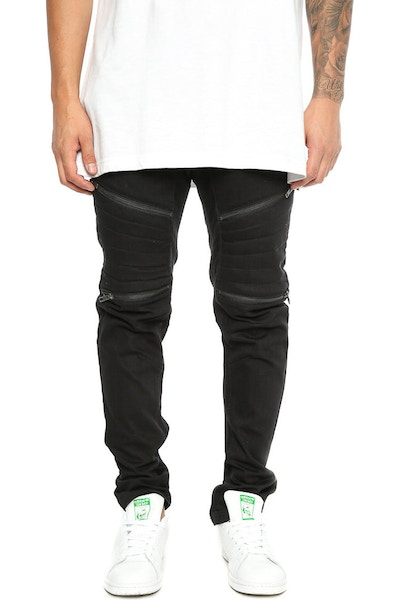 Nena and Pasadena Vengeance Gusset Crotch Chino Black