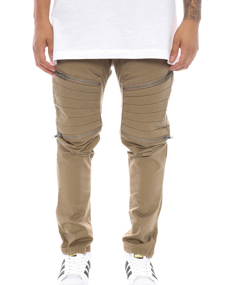 Nena and Pasadena Vengeance Gusset Chino Desert