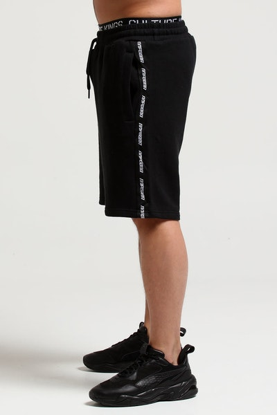 Nena And Pasadena Blaze Fleece Short Black