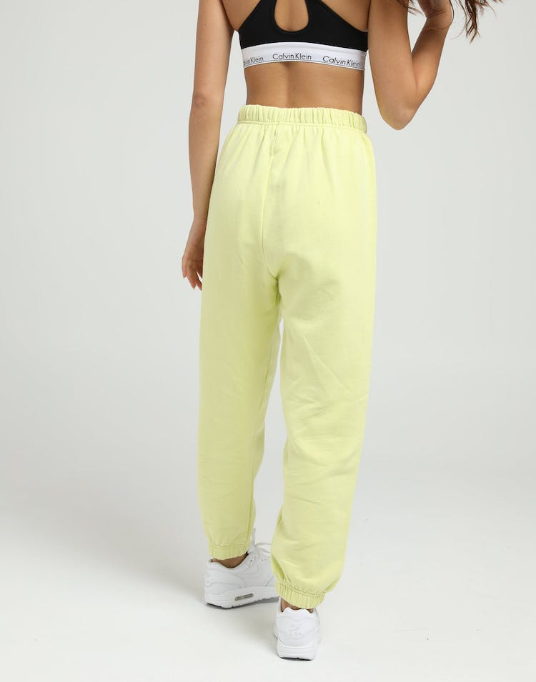 Stussy Women's Stock Trackpant Citrus