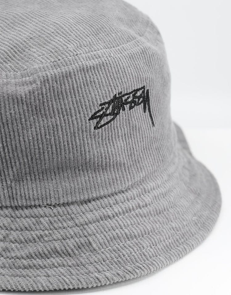 512ed1283 Stussy Authentic Cord Bucket Hat Atmosphere