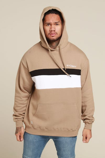 Stussy Crush Hood Atmosphere Grey