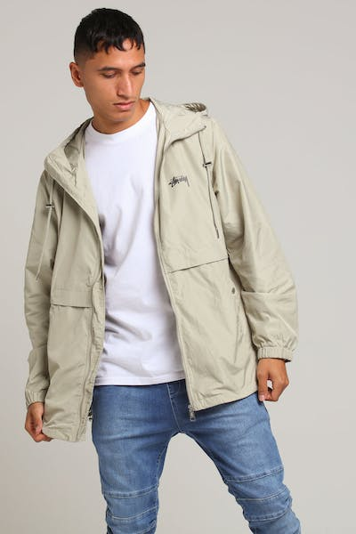 Stussy Stock Jacket Sand