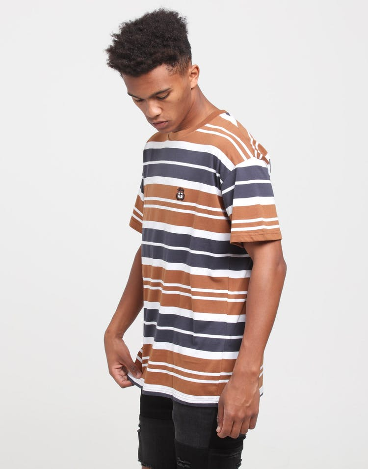 Haze YD Stripe Short Sleeve T-Shirt