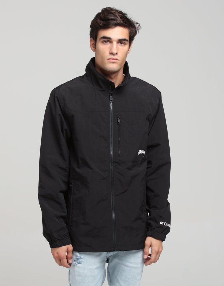 023441c47 Stussy | Degree Stock Jacket Black | Mens | Just Landed – Culture Kings