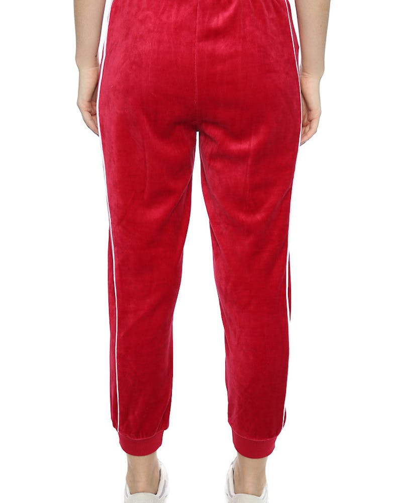 Stussy Lucy Trackpant Red
