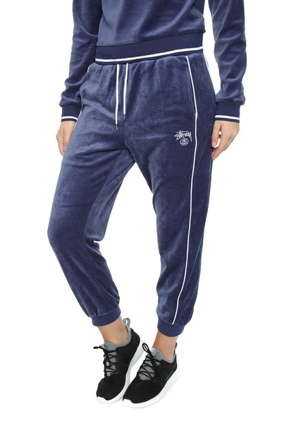 Stussy Lucy Trackpant Navy