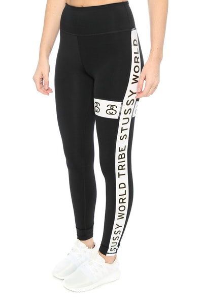 Stüssy Tape Legging Black