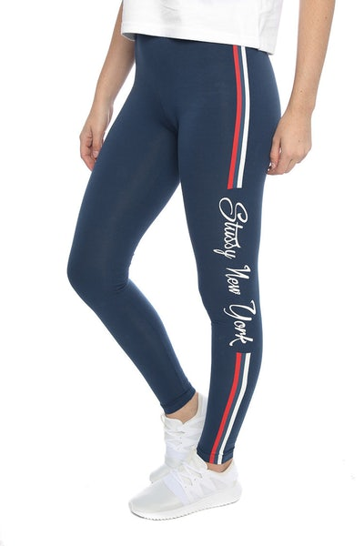 Stussy Ladies NYC Legging Navy