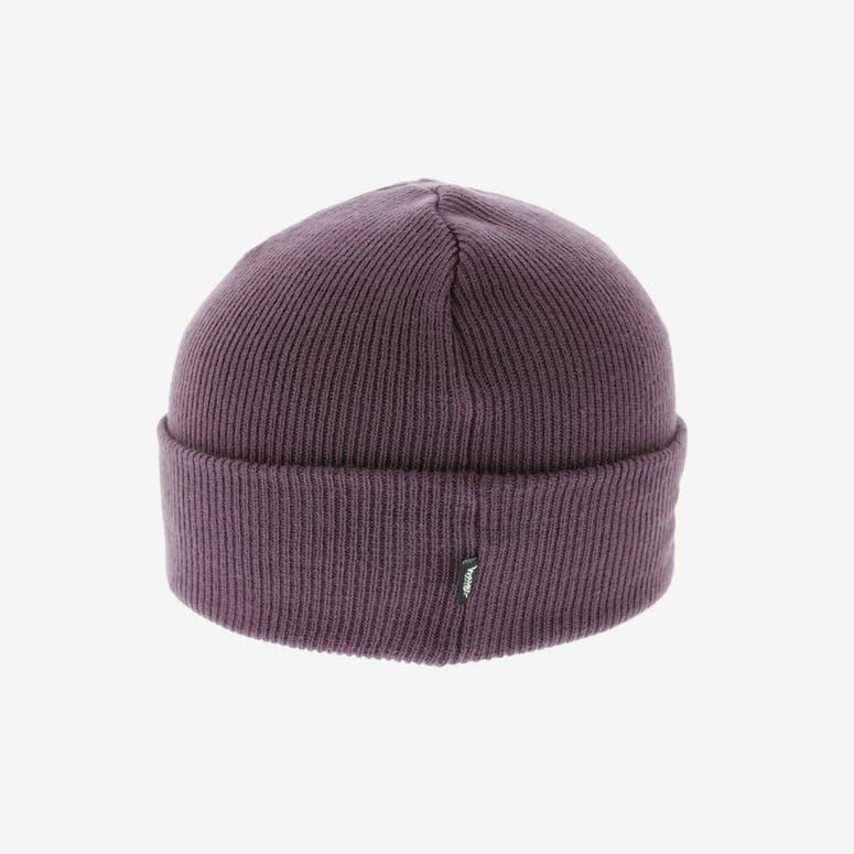 Stussy Tonal Stock Cuff Beanie Dark Purple – Culture Kings 0275b2338b9c