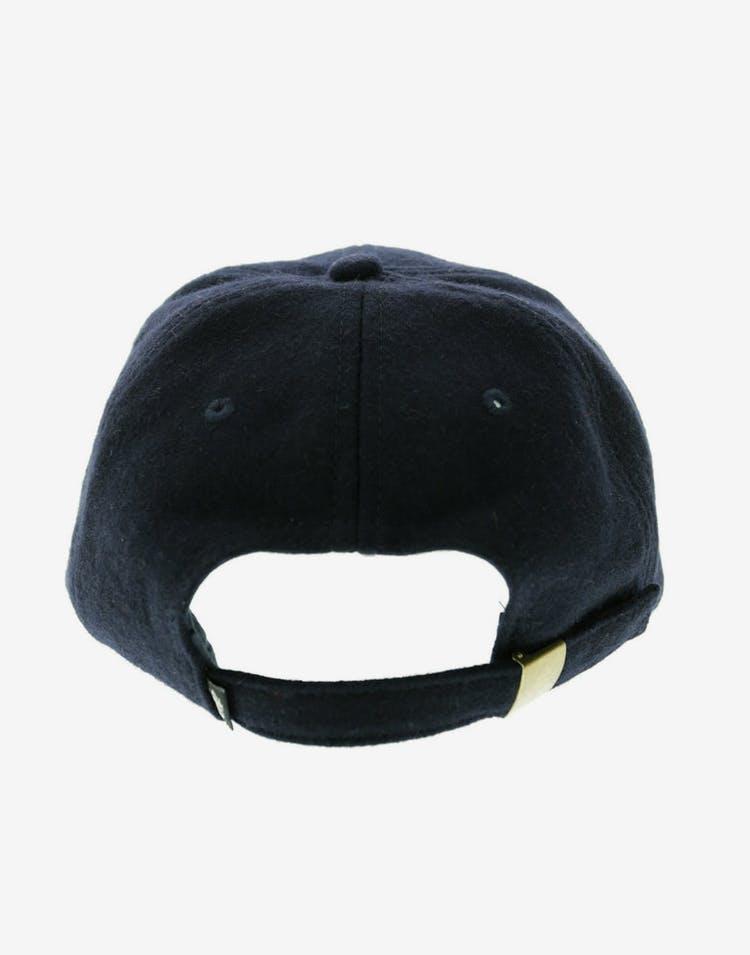 bb56683d042 Stussy Melton Visor Strapback Navy – Culture Kings