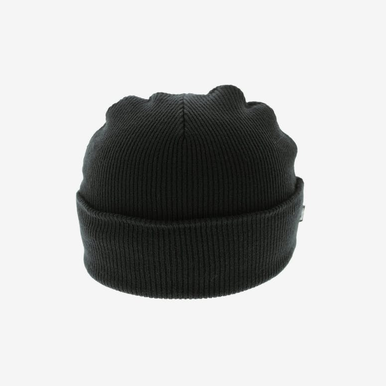 Stussy Basic Stock Cuff Beanie Black – Culture Kings 1d3e324bd5c