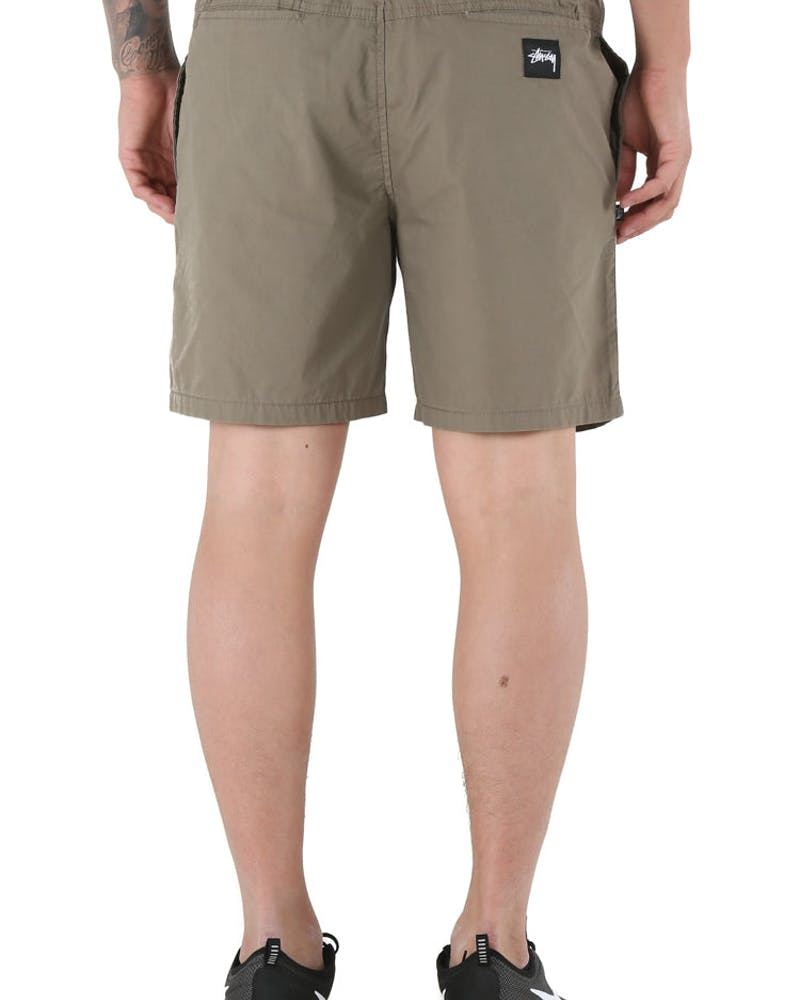 Stussy Basic Cities Beachshort Military