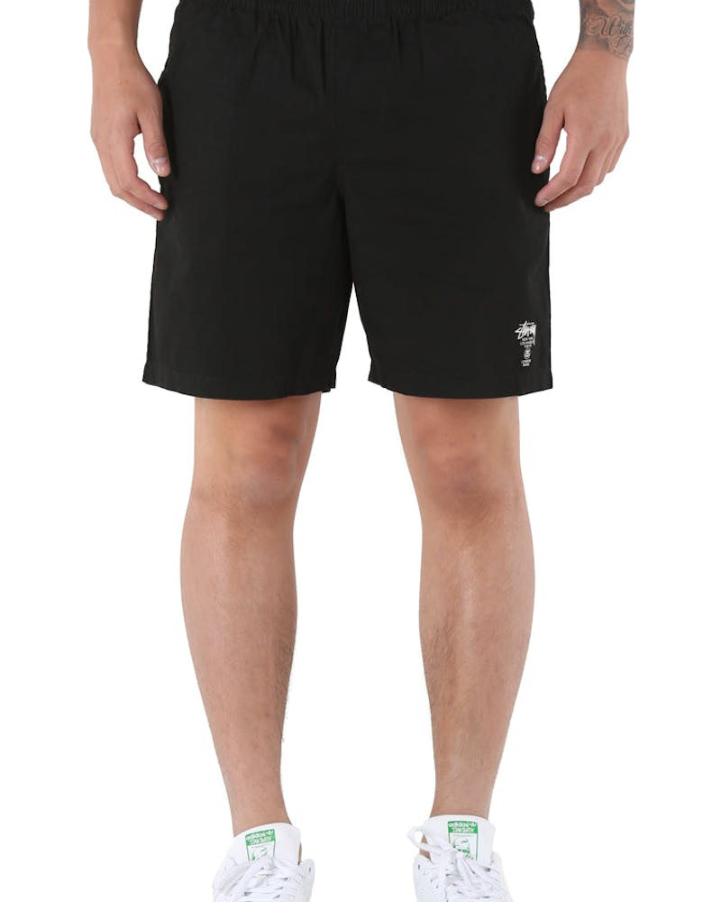 Stussy Basic Cities Beachshort Black