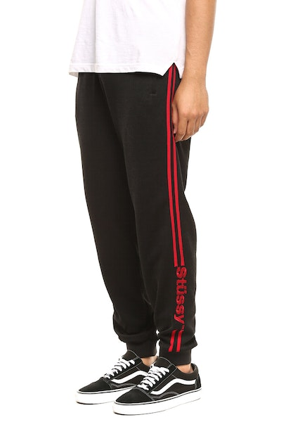 Stussy Dazed Tricot Trackpant Black