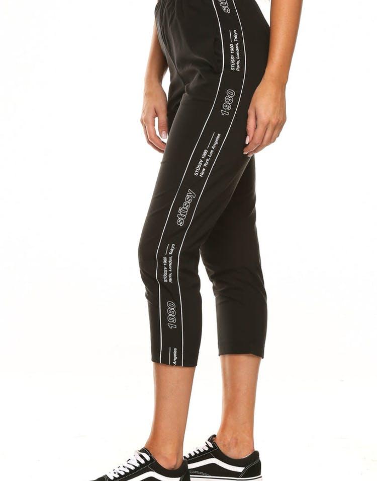 39880f91f8380d Stussy Women's Coast Pant Black – Culture Kings