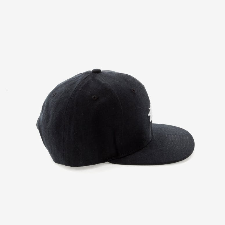1f70331d42a Stussy Stock Snapback Cap Black – Culture Kings