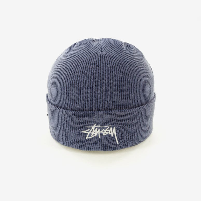 5cfe4012064 Stussy Stock Cuff Beanie Blue – Culture Kings