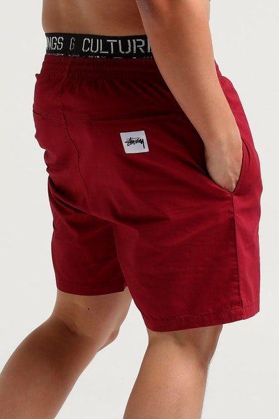 Stussy Basic Cities Beachshort Port