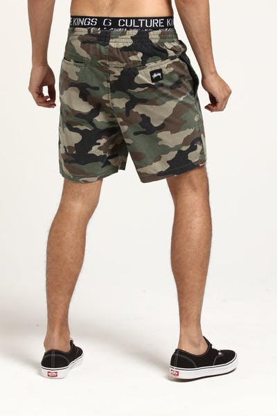 Stussy Basic Cities Beachshort Camo