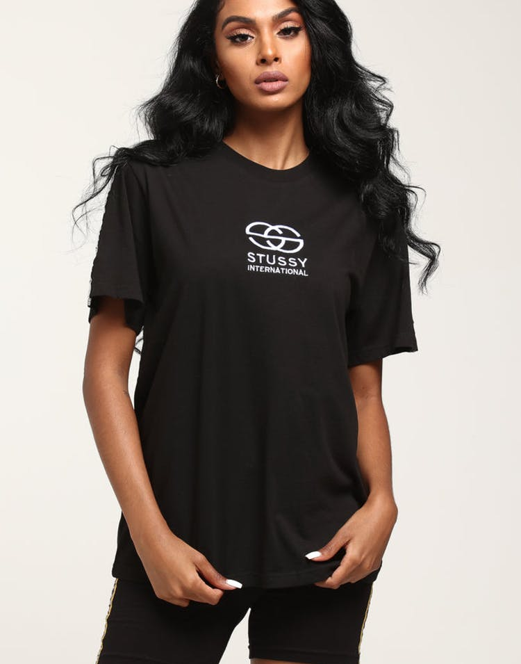 26fa92d1d99 Stussy Women s Felon OS Tee Black – Culture Kings