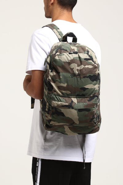 Stussy Stock Beachpack Camo