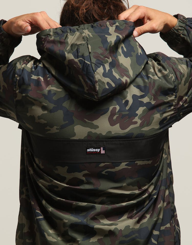 Stussy Banks Jacket Camo