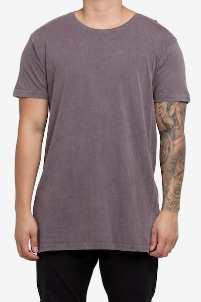 Silent Theory Silent Tee Purple