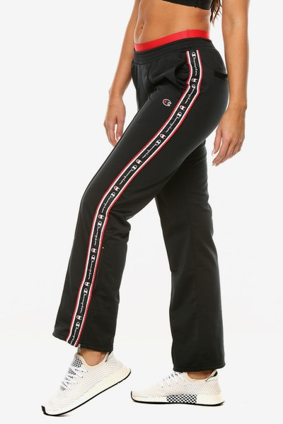 Champion Women's Track Pant Black