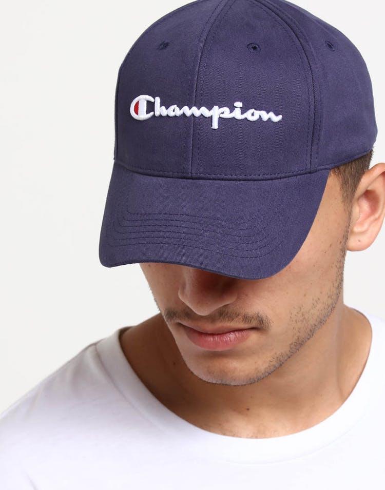 652cdbd7 Champion Classic Twill Hat Indigo