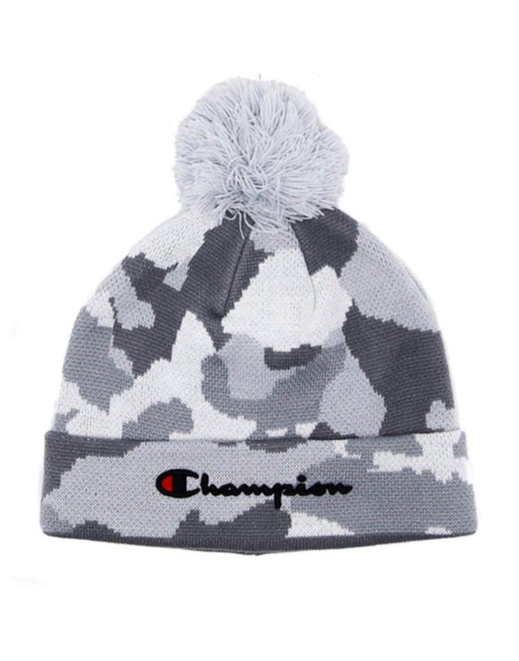 c2454b6d429 Champion Script Knit Pom Camo White – Culture Kings