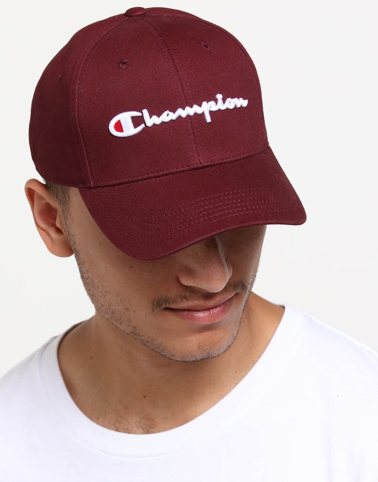 afb47153a0692 Champion Classic Twill Hat Maroon – Culture Kings