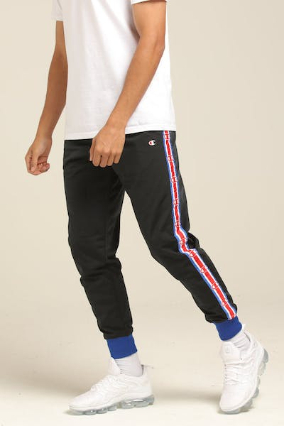 99f33e8f0d1 Champion Track Pant Black Blue