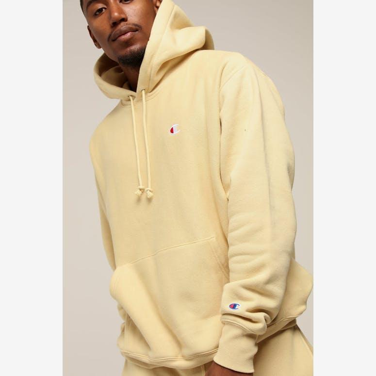 9603243990f Champion Reverse Weave Hoodie Sourdough – Culture Kings