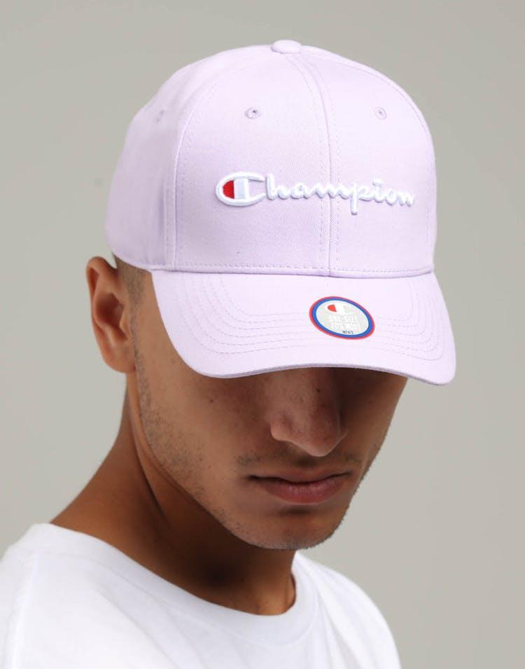 aaa00fe0df2e3b Champion Classic Twill Hat Violet – Culture Kings