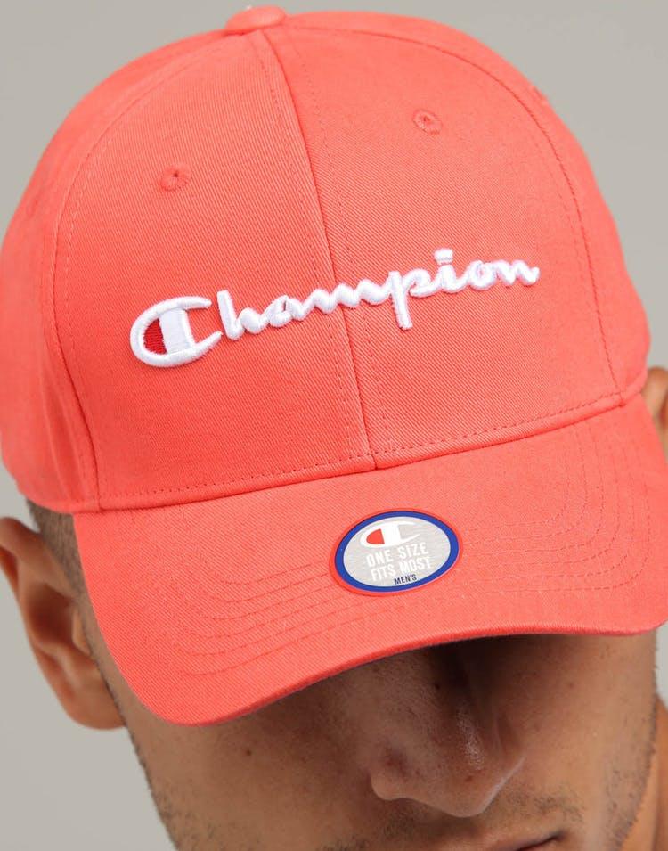 4905d711 Champion Classic Twill Hat Groovy Papaya