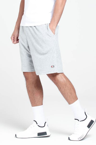 Champion Terry Short Oxford Grey