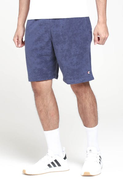 Champion Terry Short Indigo