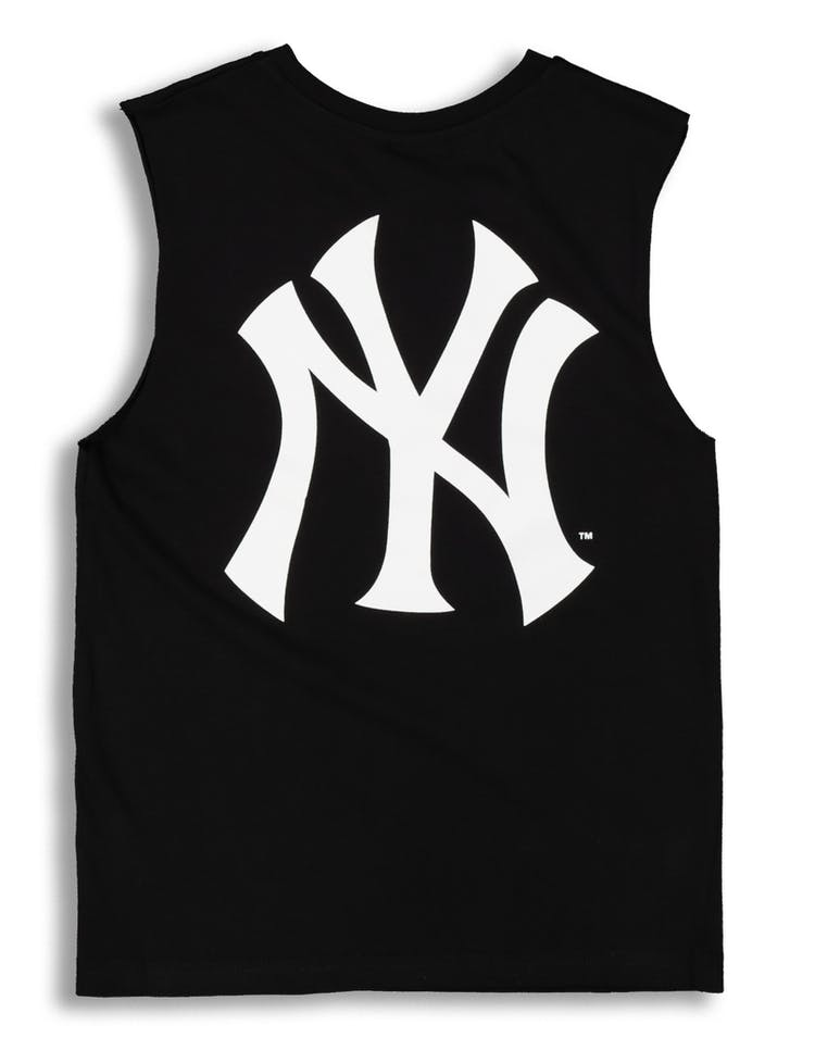 5b9b8926 Majestic Athletic Kids New York Yankees Hydarn Muscle Black