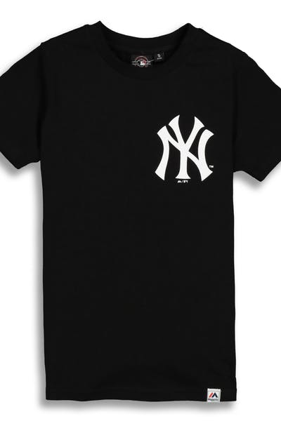 Majestic Athletic Kids New York Yankees Gothley Tee Black