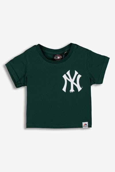 Majestic Athletic Infant New York Yankees Remic Tee Teal 9ca27735fd6