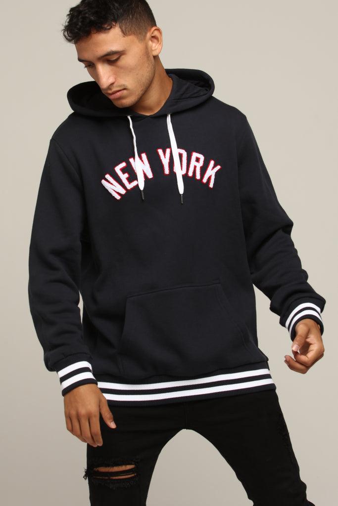 Yankees Oth New Athletic Reklaw Majestic Hoody Navy York rCxtshQd