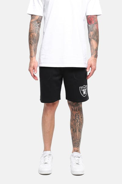Majestic Athletic Raiders ChampShort Black