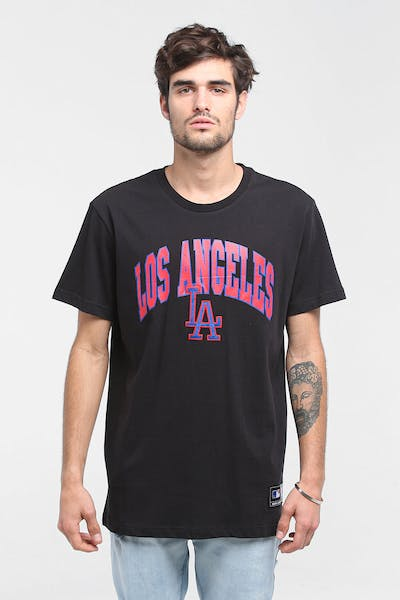 Majestic Athletic Los Angeles Dodgers Punner Tee Black